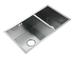 Picture of Double Undermount Sink